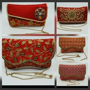 COMING SOON !! HAND CRAFTED INDIAN PURSE